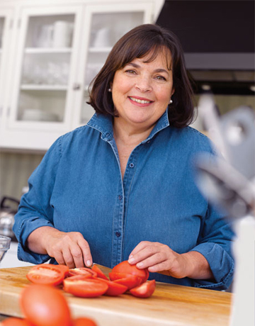 Ina Garten Age the barefoot contessa does it again….