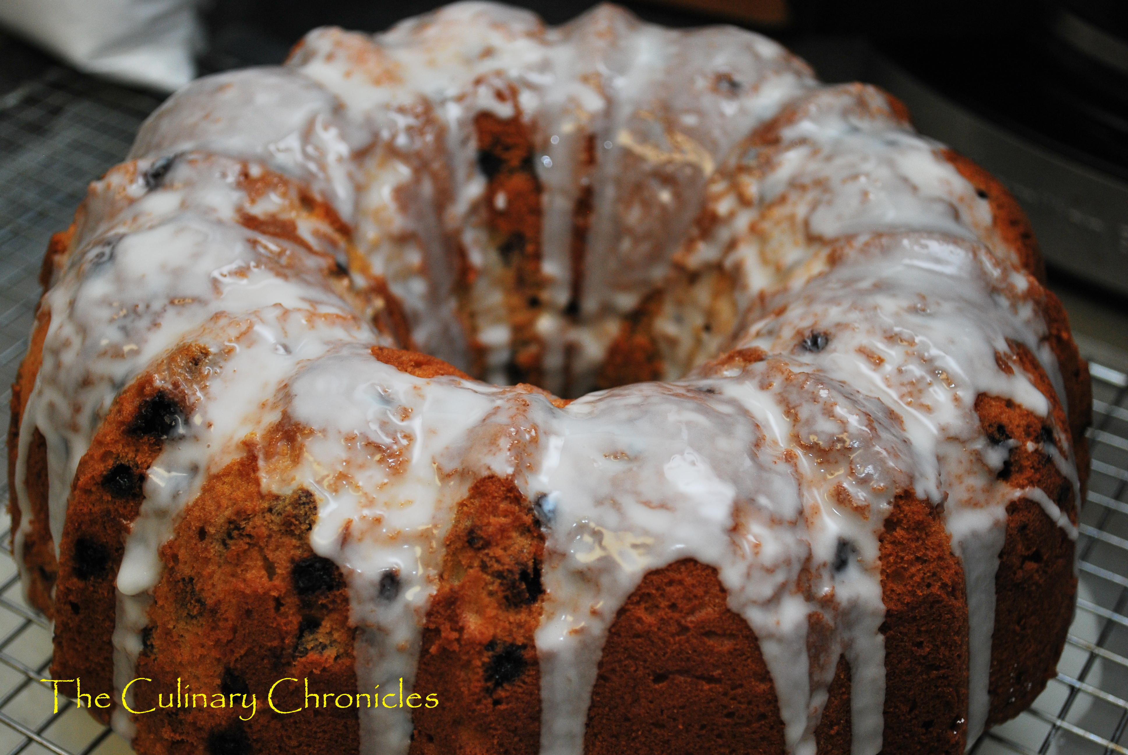 Martha Stewart Meyer Lemon Bundt Cake