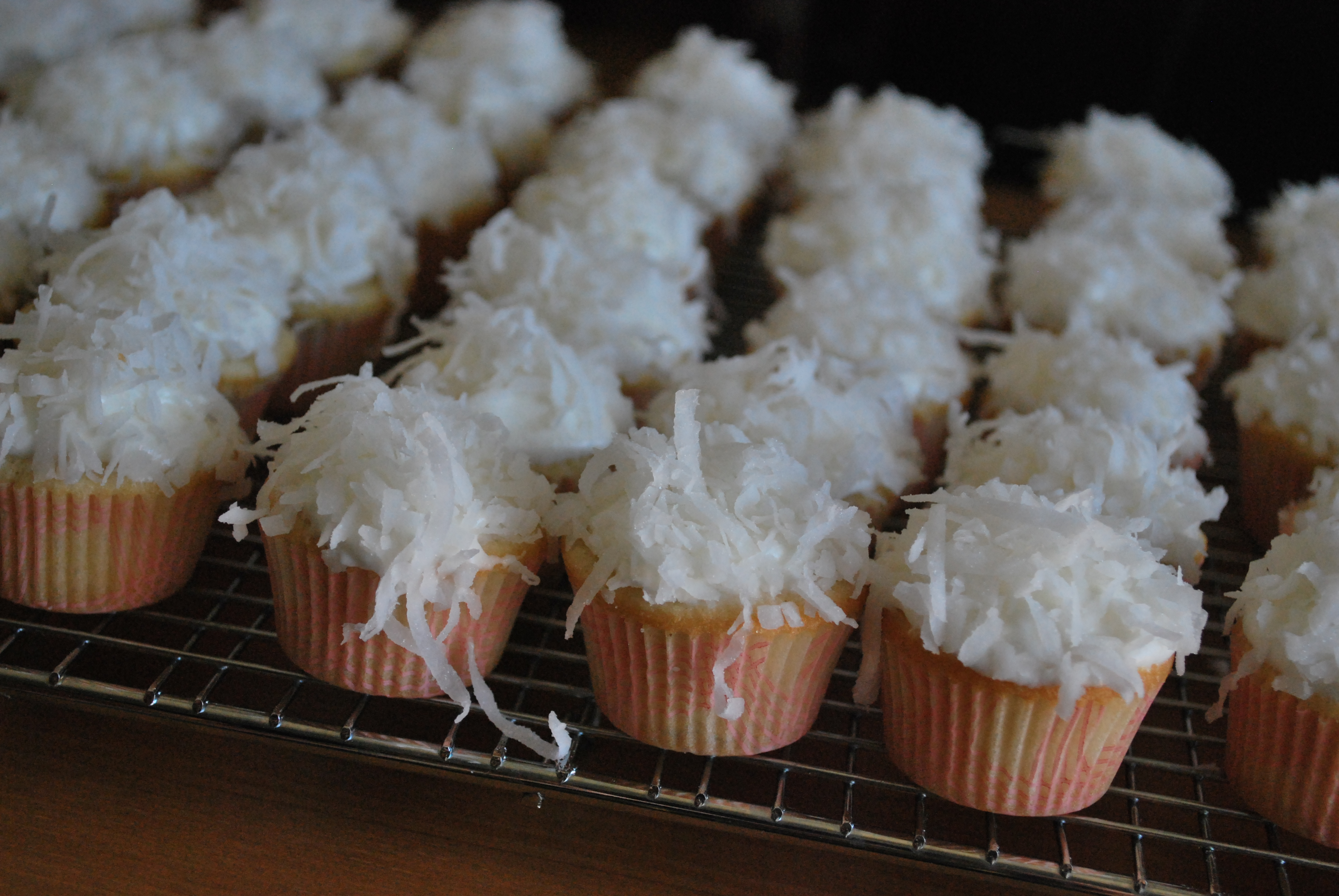 Coconut Cake With White Cake
